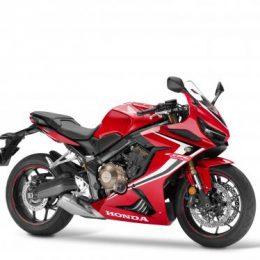 Honda CBR650R -