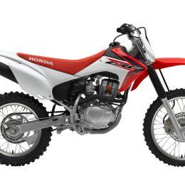 Honda CRF150F -