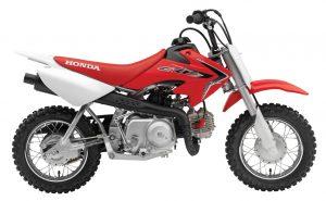 Honda CRF50F -