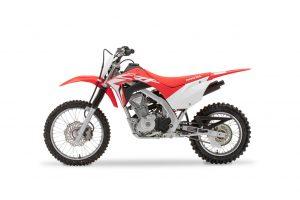 Honda CRF125F -