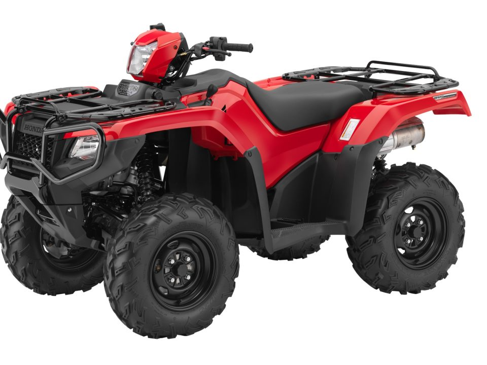2016 Honda FourTrax Foreman Rubicon 4x4 AT DCT EPS