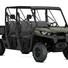 Can-Am Defender HD8 Max DPS -