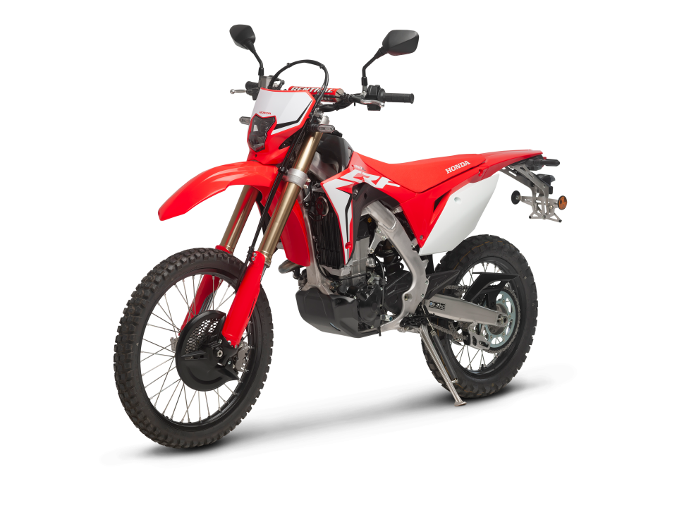 2018-CRF450L-3QT-Front-Right-LVP1217-M