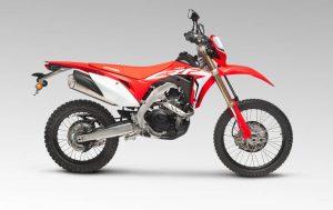 Honda CRF450L -