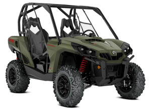 Can-Am Commander 800R DPS -