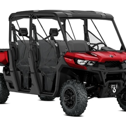 Can-Am Defender HD10 Max XT -