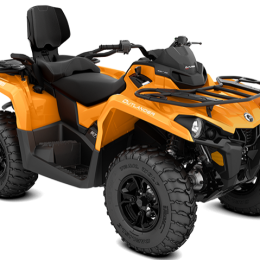 Can-Am Outlander 650 Pro -