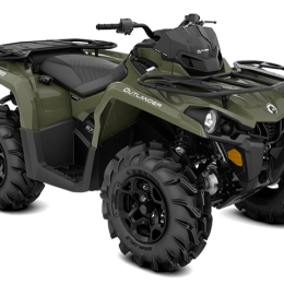 Can-Am Outlander 450 PRO -