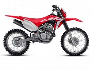 Honda CRF250F -