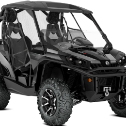 Can-Am Commander 1000R LTD -