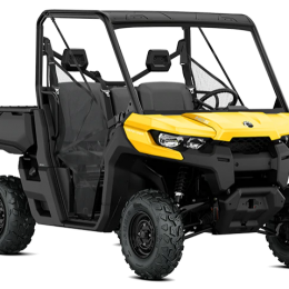 Can-Am Defender HD5 -