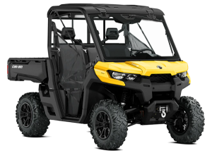 Can-Am Defender HD8 Pro -