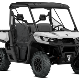 Can-Am Defender HD10XT -