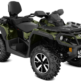 Can-Am Outlander MAX LTD -