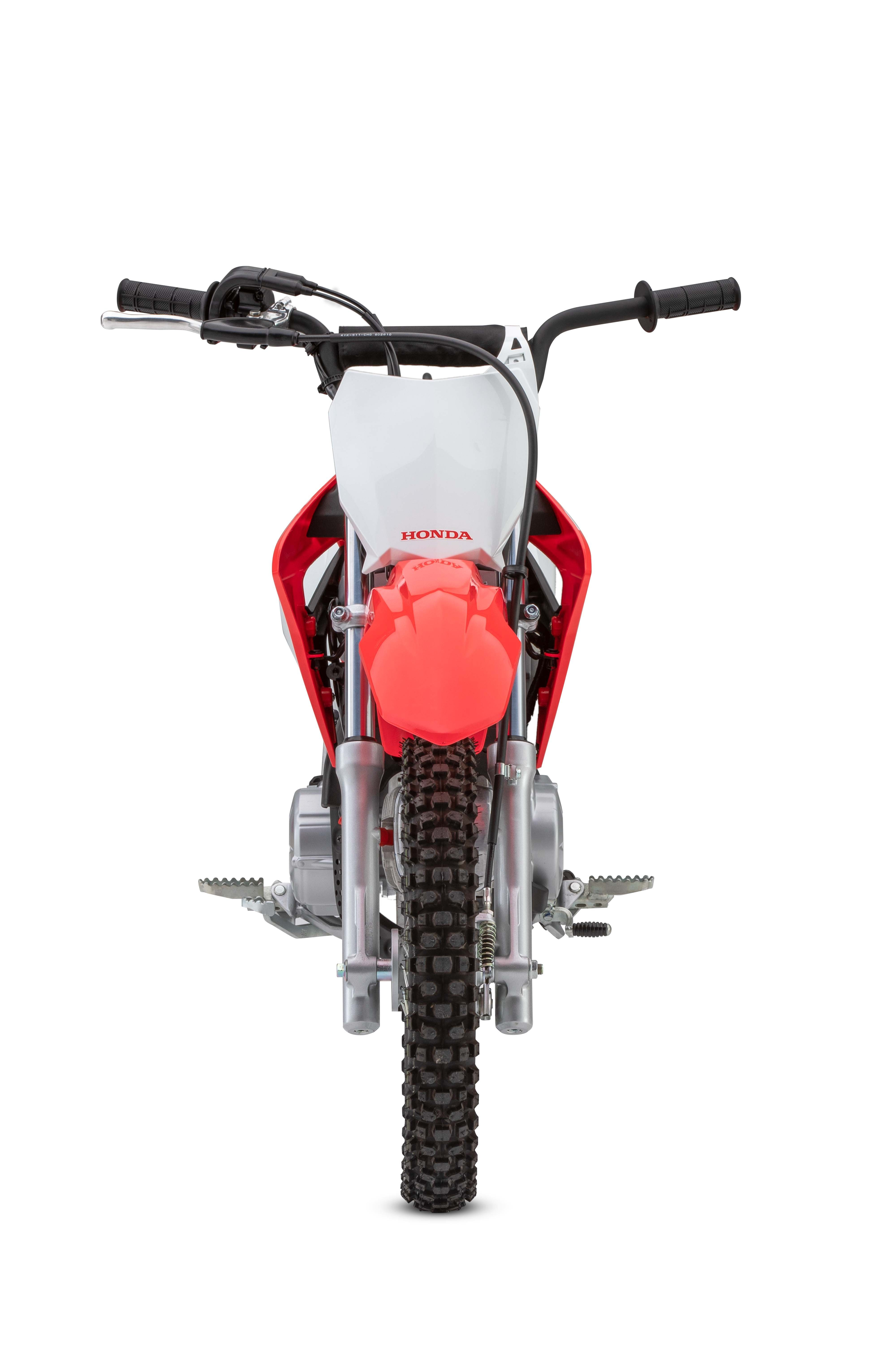 Front Mudguard Red For Honda CRF 110 F 2013-2016