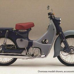 Honda SUPER CUB C125 -