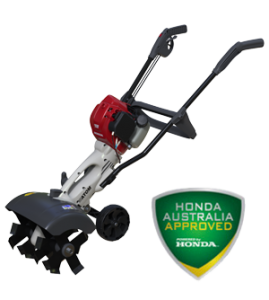 Atom 740 Deluxe Honda Powered 4-Stroke Tiller -