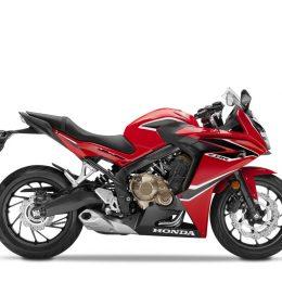 Honda CBR650F -