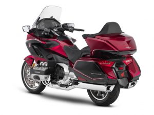 Honda GOLDWING Premium Tour -