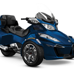 Can-Am Spyder RT LTD -