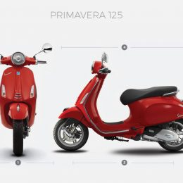Vespa Primavera 125 -