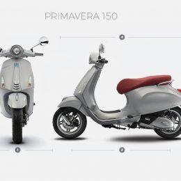 Vespa Primavera 150 -