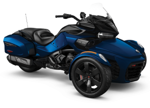 Can-Am Spyder F3 LTD -