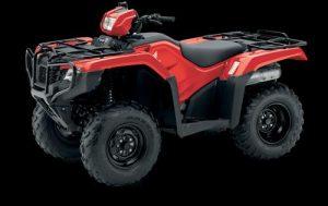 Honda TRX500FM2 -