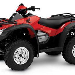 Honda TRX680FA -