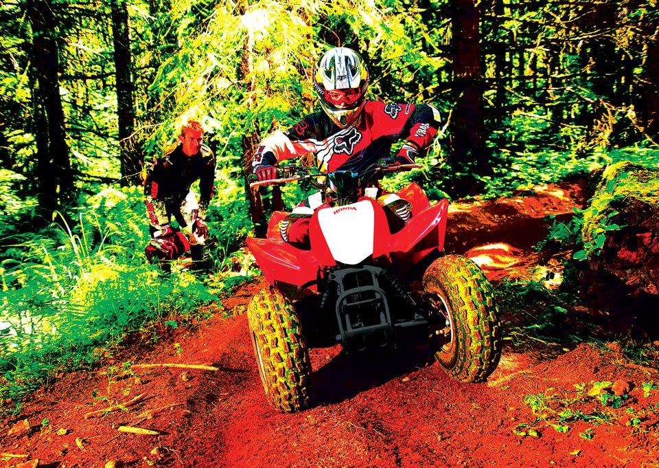 2006 Honda TRX90