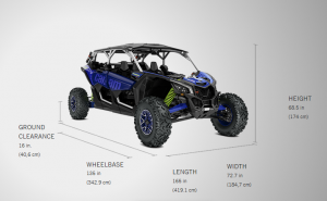 Can-Am Maverick X3 Max RS -