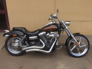 Harley-Davidson Dyna WideGlide 103 -