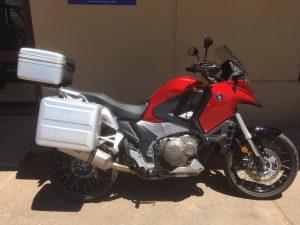 Honda VFR1200X -