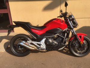 Honda NC700S -