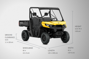 Can-Am Defender HD8 -