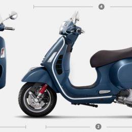 Vespa GTS Touring 300 -