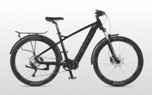 Haro DOUBLE PEAK i/O COMMUTER Electric Bike -