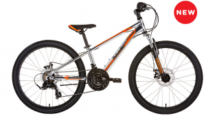 Malvern Star ATTITUDE 24 DISC Kids Bike -