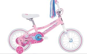 "Malvern Star SPARKLE 12"" Kids Bike -"
