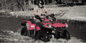 Can- Am Outlander Holiday Blitz Sale -