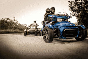 CAN-AM SPYDER F3 RIDE YOUR WAY SALES EVENT! -