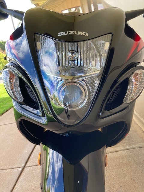 Suzuki Bandit - headlight