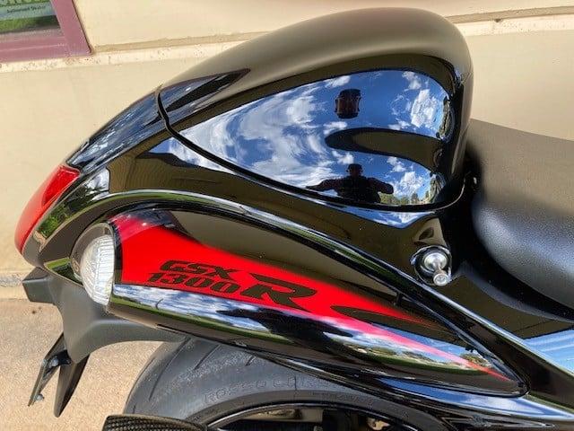 Suzuki Bandit - rear cowl