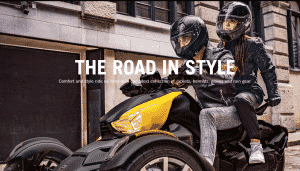 CAN-AM ON-ROAD CLOTHING & ACCESSORIES -