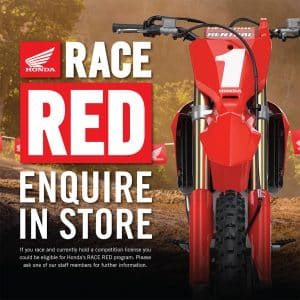 RACE RED! -