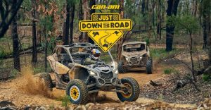 Can-Am 'Off-Road Livin' -