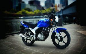 Honda CB125e -