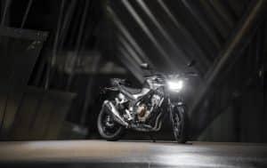 Honda CB500F -