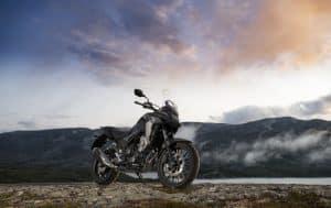 Honda CB500X -