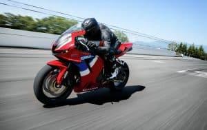 Honda CBR600RR -